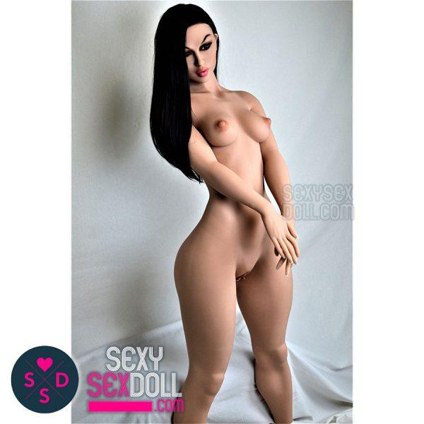 WM doll 160cm B-cup sex doll body head 182 Sandra