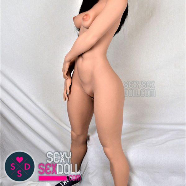 WM 160cm (5ft3in) B-cup Sexy Bump butt Sex Doll body