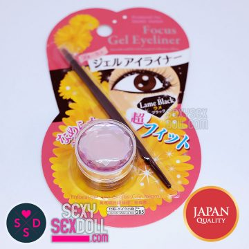 Sex Doll Eyeliner Gel - Black