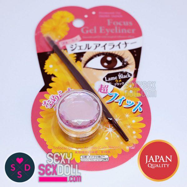 Sex Doll Eyeliner Gel - Black