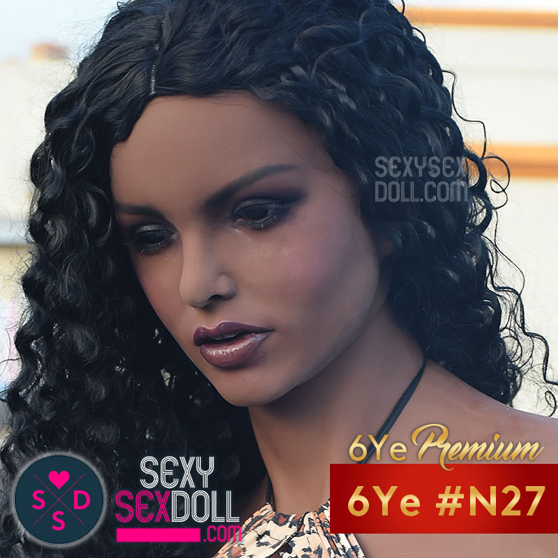 6Ye Premium Sex Doll Head N27