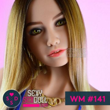 housewife sex doll face WM #141 Grace