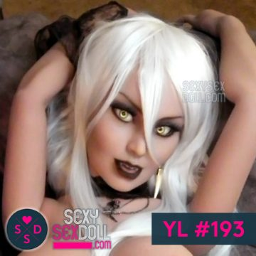 YL sex doll head #193 Allura