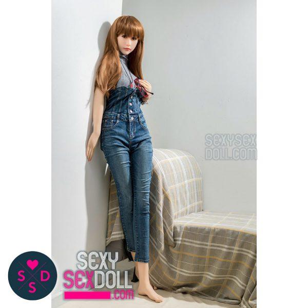 WM sex doll 165cm D-cup Head 85 Miko