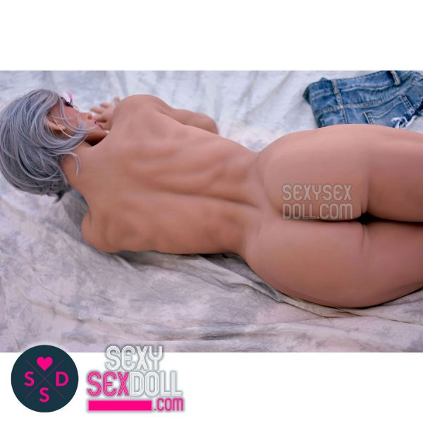 6YE Premium 163cm B-cup Muscular Sex Doll Body