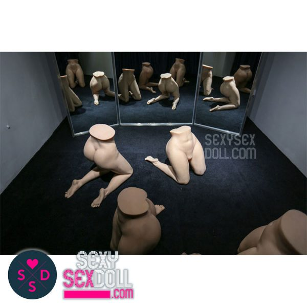 Climax Lower-part body Chubby Legs Sex Doll of 155cm / 160cm lady