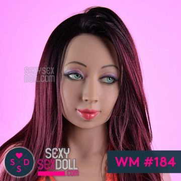 MILF sex doll face WM #184 Mature Dorothy