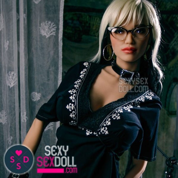 6Ye Premium 161cm E-cup sex doll body Asian Actress sex doll head N30