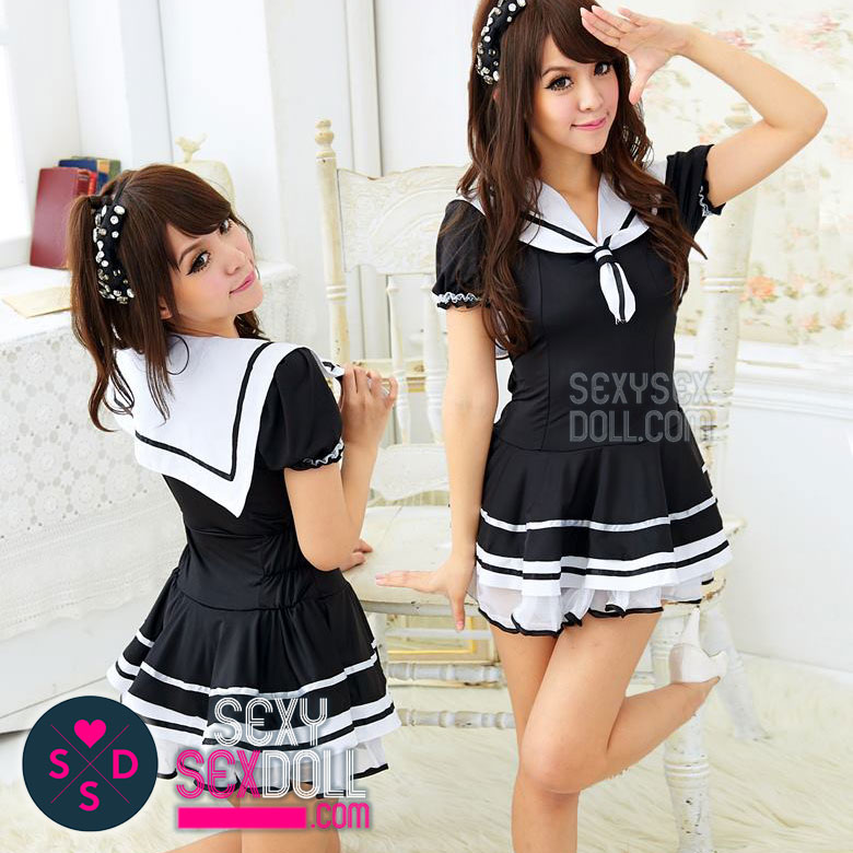 Black Sailor Uniform