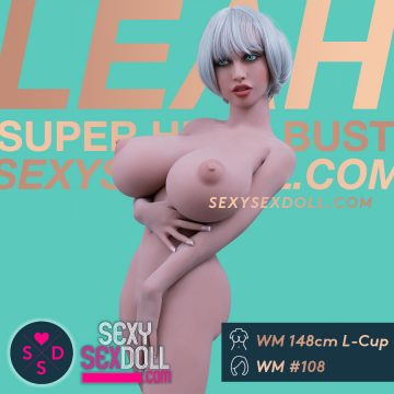 Super huge bust sex doll - WM 148cm L-cup Leah
