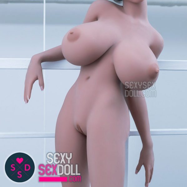 Amazing curves real TPE sex doll 148cm L-cup customize body