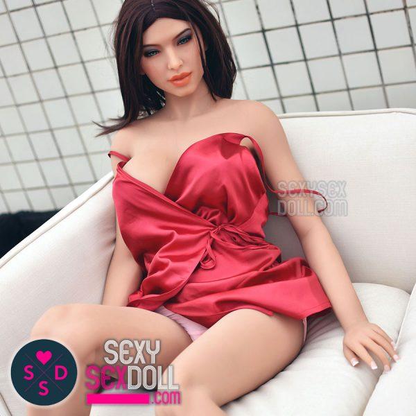 hot real love doll 165cm F-cup sex doll body head N20 Gloria
