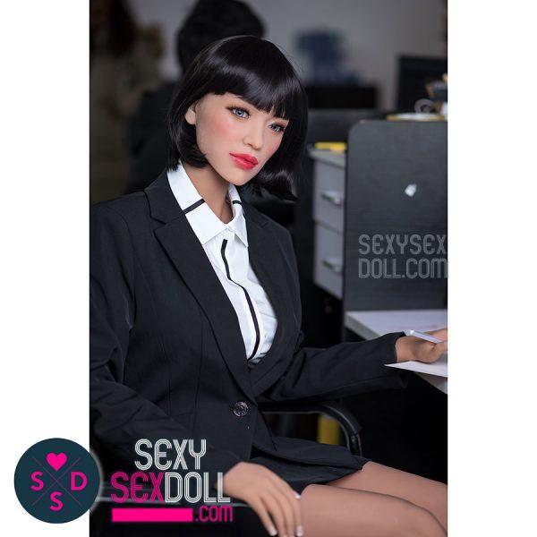 Office Lady Sex Doll 6Ye Premium 165cm F-cup Yuan