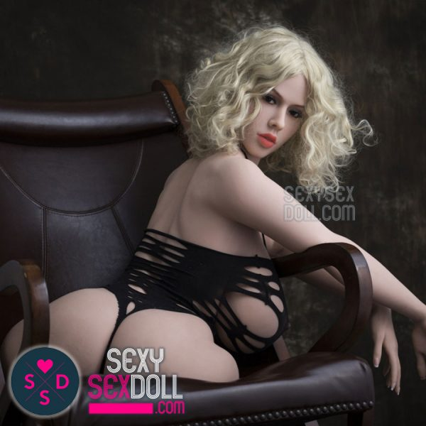 Curvy life-like real doll torso 85cm M-cup WM sex doll