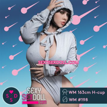 Video Porn Star Sex Doll by Ryan Davis: WM 163cm H-cup Jasmine