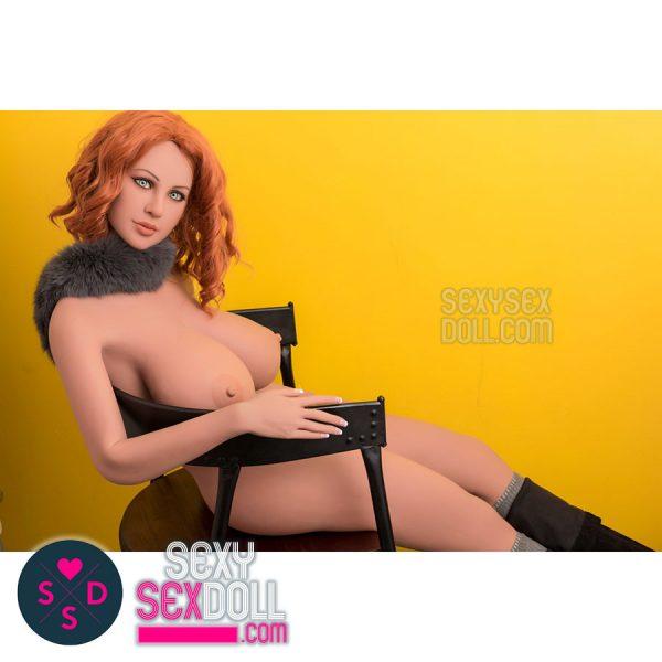 Hot BBW Sex Doll Companion: WM 167cm H-cup Poppy