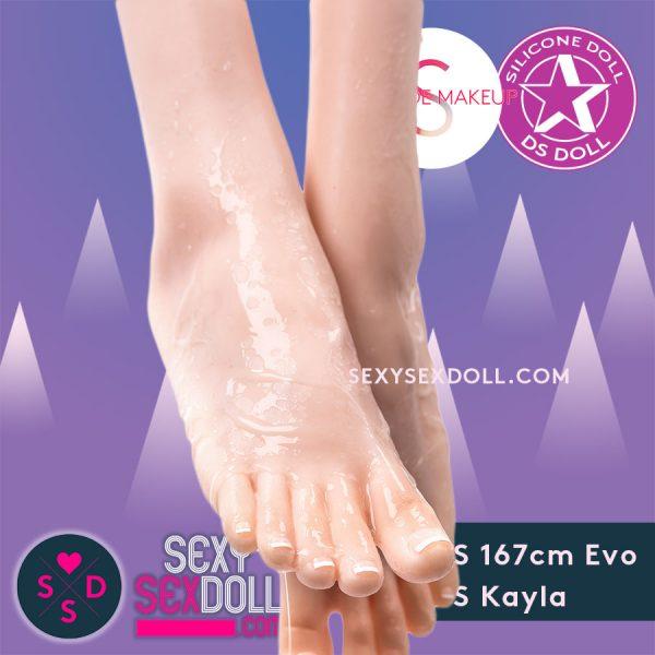 Hentai Anime Sex Doll DS 167cm Evo Cosplay Kayla