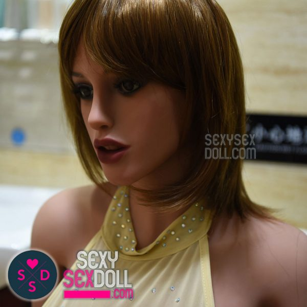 "Shakira Sex Doll WM 150cm (4ft11"") G-cup Sexy Celebrity Face"