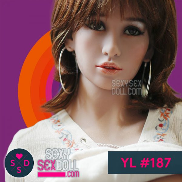 YL Katy Perry Sex Doll Face 187