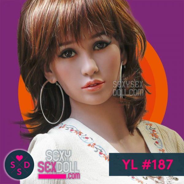 Katy Sex doll Doll Face YL 187