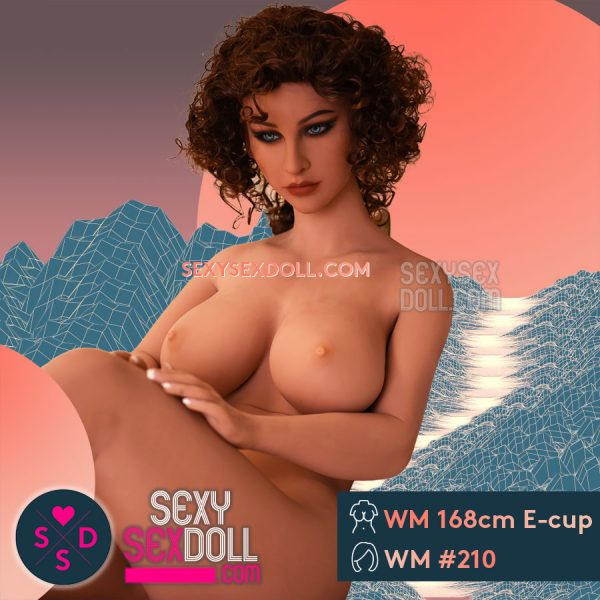 American Girl Doll WM 168cm E-cup Head 210 Lady GaGa Sex Doll