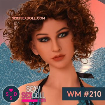 Lady GaGa Real Sex Doll Head WM #210