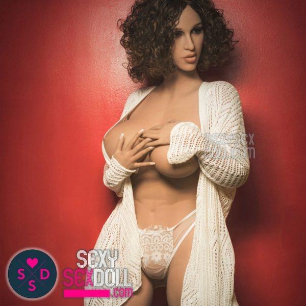 Brandi Love Sex Doll Pornstar Lesbian WM 163cm 5ft4 Video