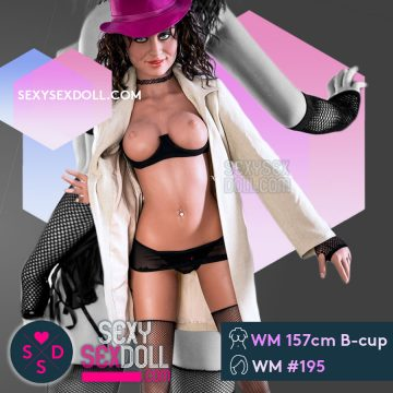 Best Sex Doll Gentlemen's Club Stripper 157cm B-cup Brooke