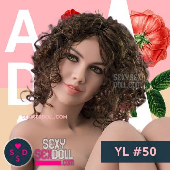 the girl next door sex doll head YL #50 Ada