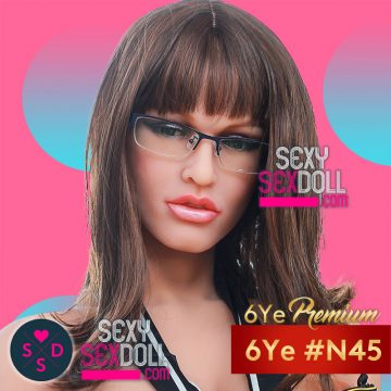 Sexy Hooker Sex Doll Head 6Ye N45 Alarice