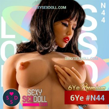 Sexy Japanese Adult Doll Head 6Ye N44 Lorena