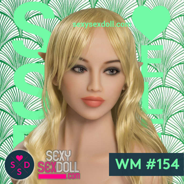 WM 154 elf love doll head Veara