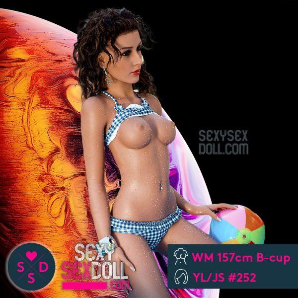 Sloppy Sweet Love Doll 157cm B-cup Head 252 Tessa