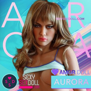 Amor Doll Serious Sex Doll Head Aurora
