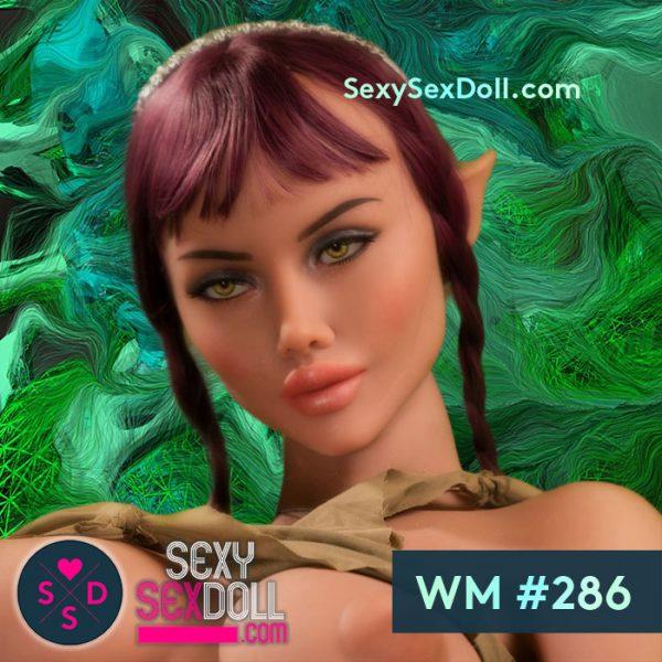 Heroine Love Doll Head 286 Lara