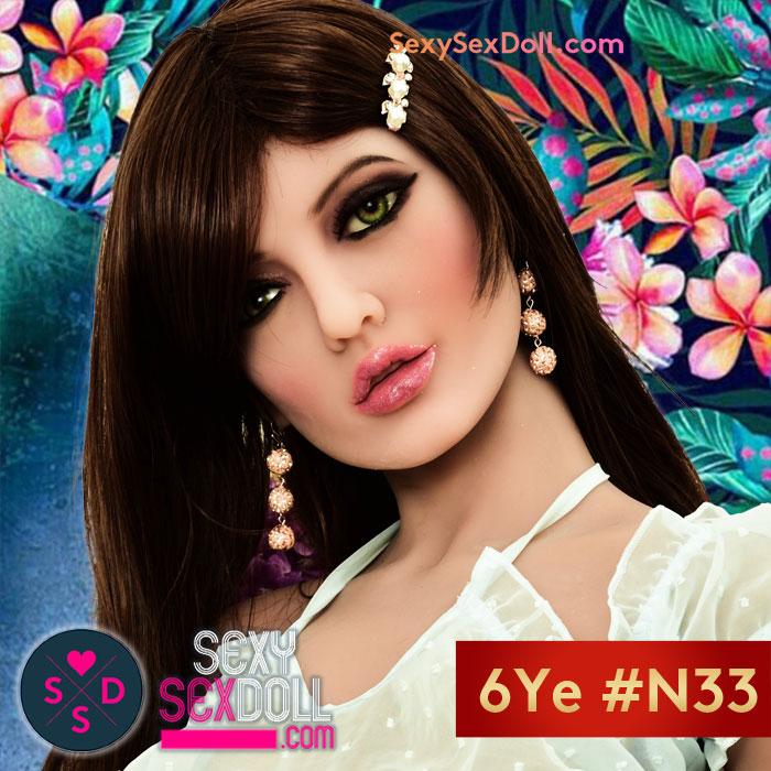 6Ye Head #N33