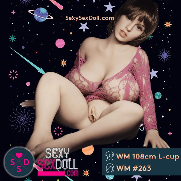 Short Sex Doll WM 108cm L-cup Addison