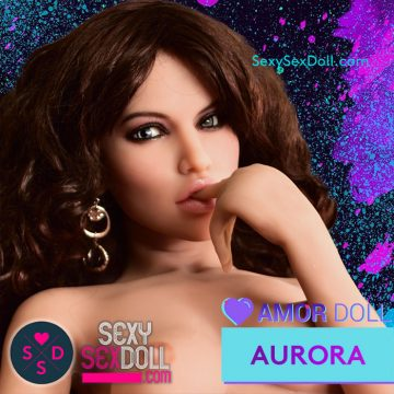 Amor Doll - Whore Sex Doll Head A. Aurora