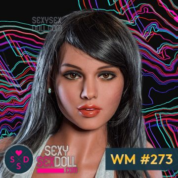 Superstar Sex Doll Head #273 Rosalind
