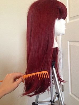 How to Routinely Brush the Sex Doll Wig