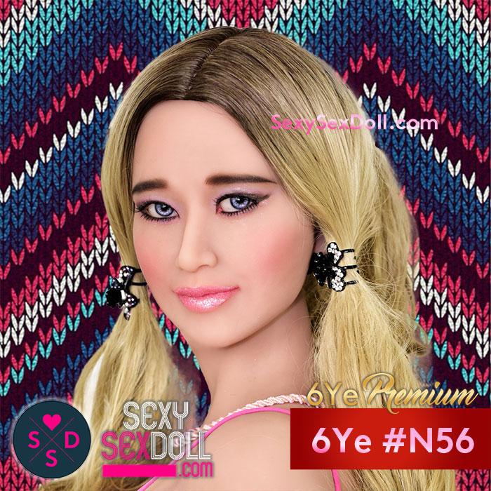 6Ye Head #N56