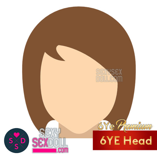6Ye Head / Amor Doll Head