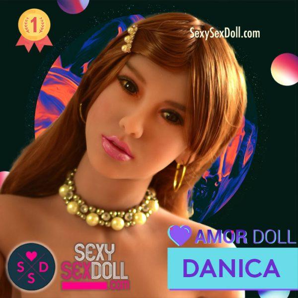 Amor Doll Head D – Danica