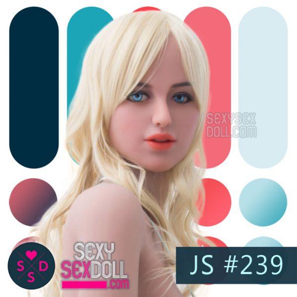 JS Head #239