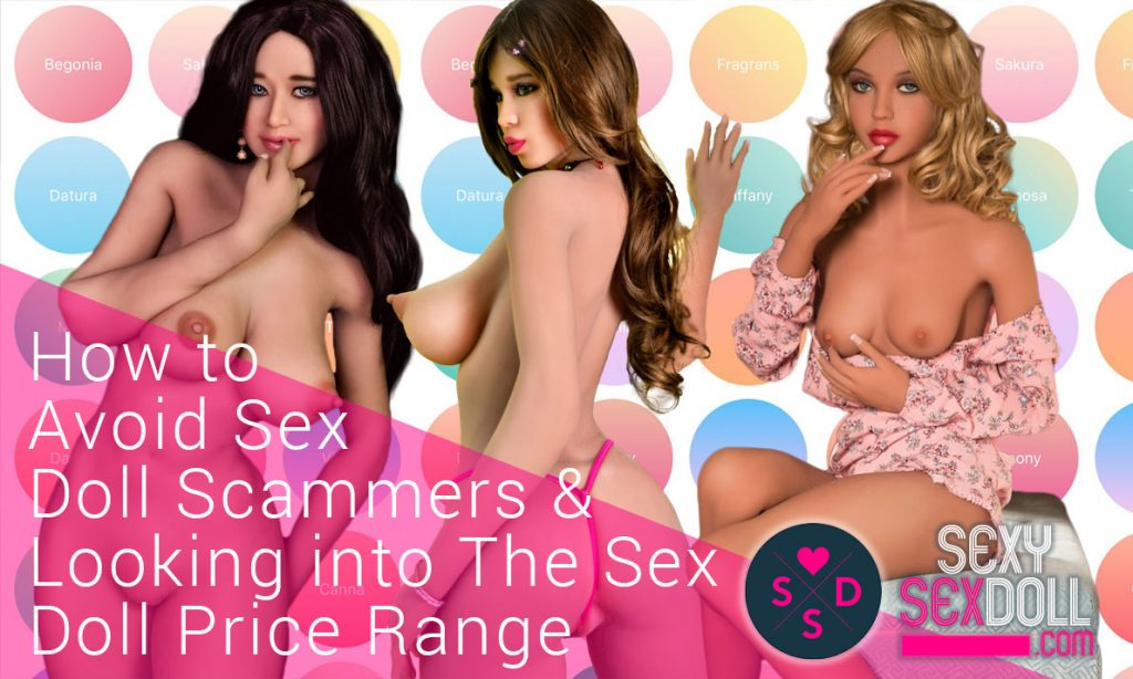 How to Avoid Sex Doll Scammers And Looking into The Sex Doll Price Range