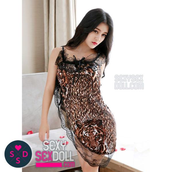 Leopard Pattern Dress