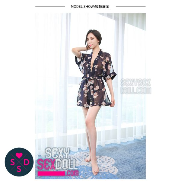 Flowery Night Dress