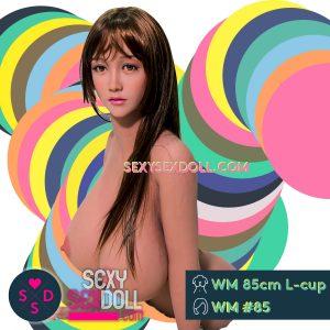 性生活を改善する-障害者のラブドール-WM製85cm-Lカップ-トルソー型-和花-17