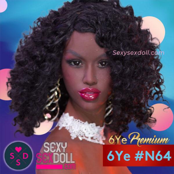 Black Pearl Sex Doll