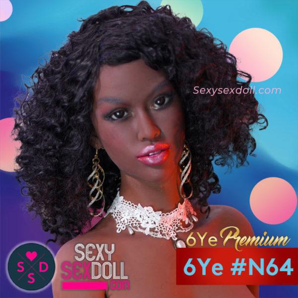 6Ye Head #N64
